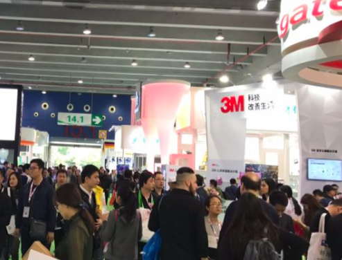 CDS 2018 Shanghai Dental Expo Interpreter